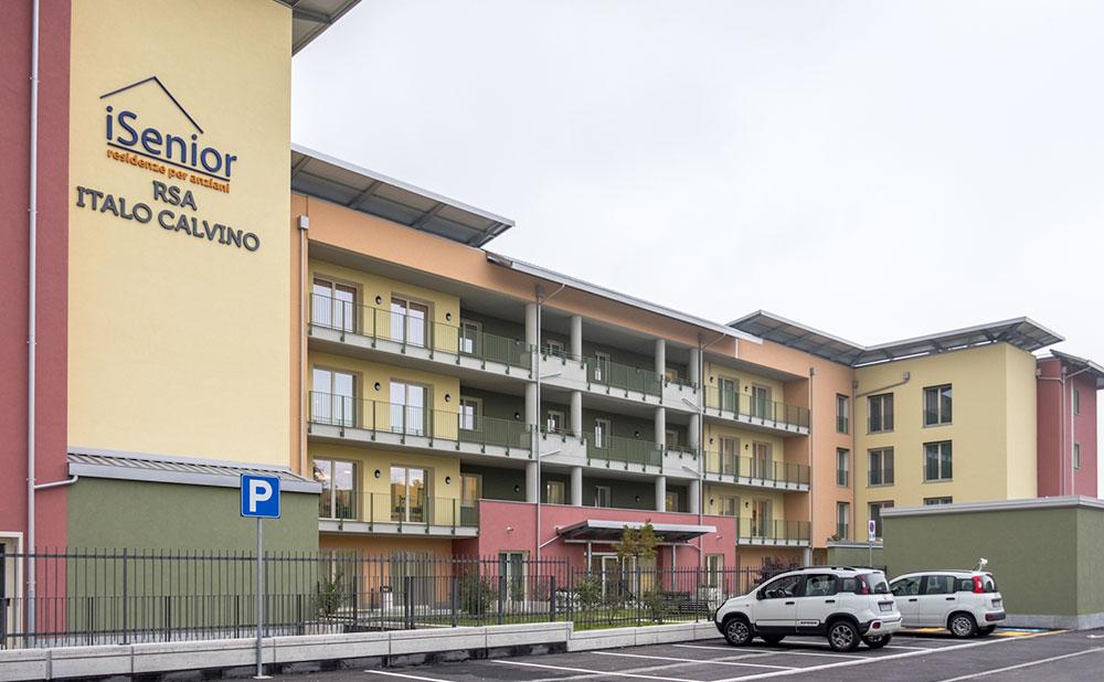 Residenza Italo Calvino Orbassano iSenior